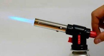 как используются газовые горелки
