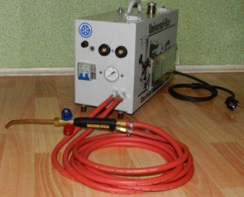 водородный сварочный аппарат
