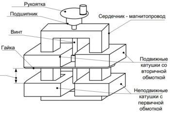 чертеж аппарата для сварочных работ