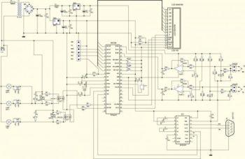 схема для изготовления ИК паяльника
