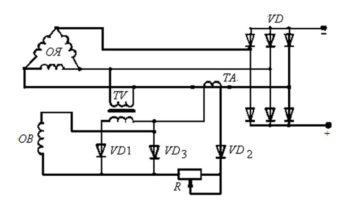 генератор вентильный для сварки