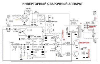схема ремонта